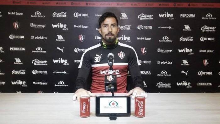 Miguel Fraga, feliz por regresar a la Copa MX