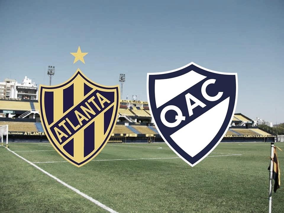Atlanta recibirá a Quilmes por la fecha 12