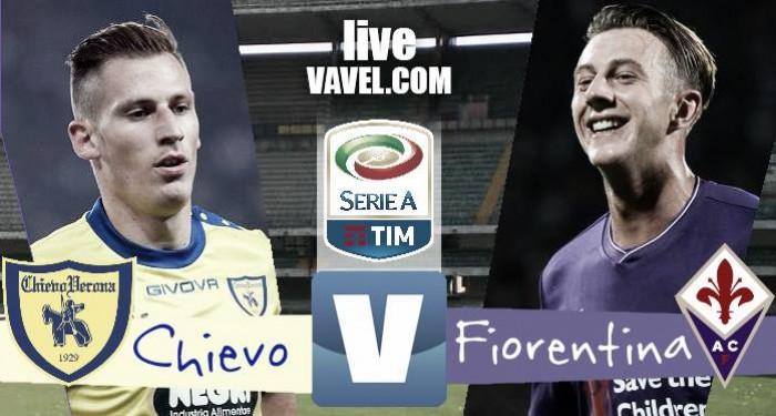 Risultato Chievo 0-3 Fiorentina in Serie A 2016/17: La chiude Chiesa al 95'