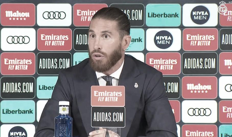 """Sergio Ramos: """"El Madrid - Ramos era un matrimonio perfecto"""""""