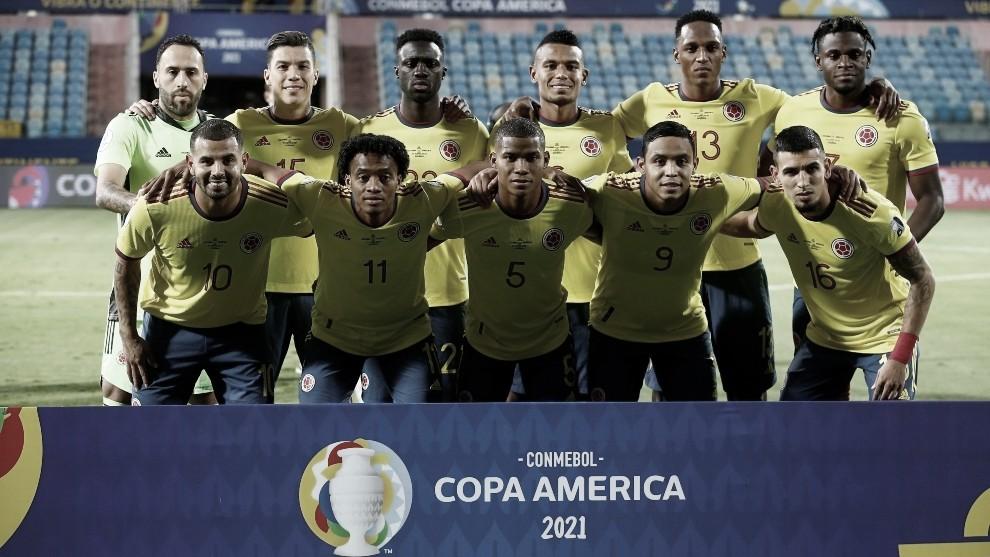 Análisis de la Selección Colombia: Un equipo en construcción