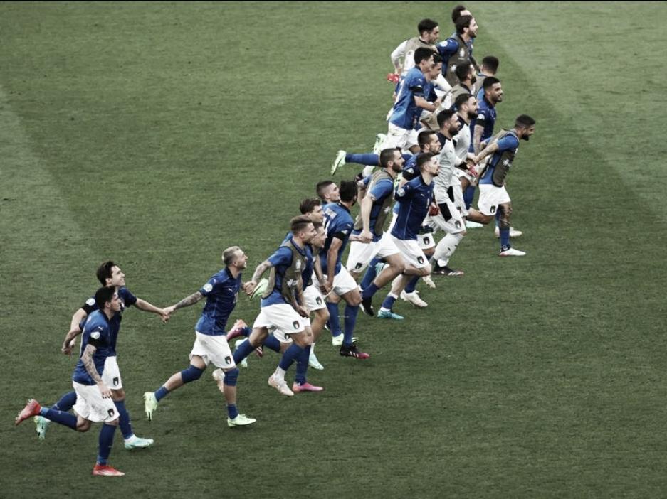Italia venció a Gales y aseguró el pleno