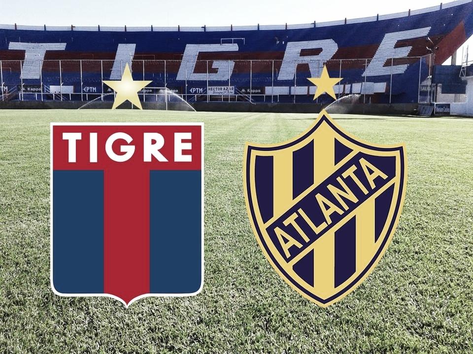 Atlanta visitará a Tigre en un partido clave