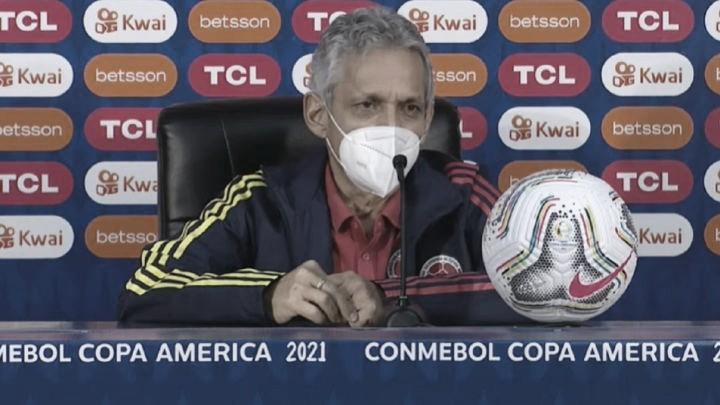 """Reinaldo Rueda: """"Hay que jugar con intensidad y concentración"""""""