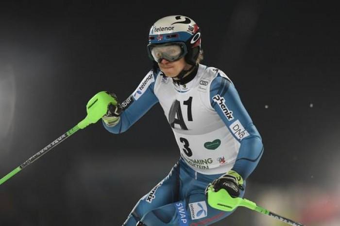 Sci Alpino: Show di Kristoffersen, piegato Hirscher