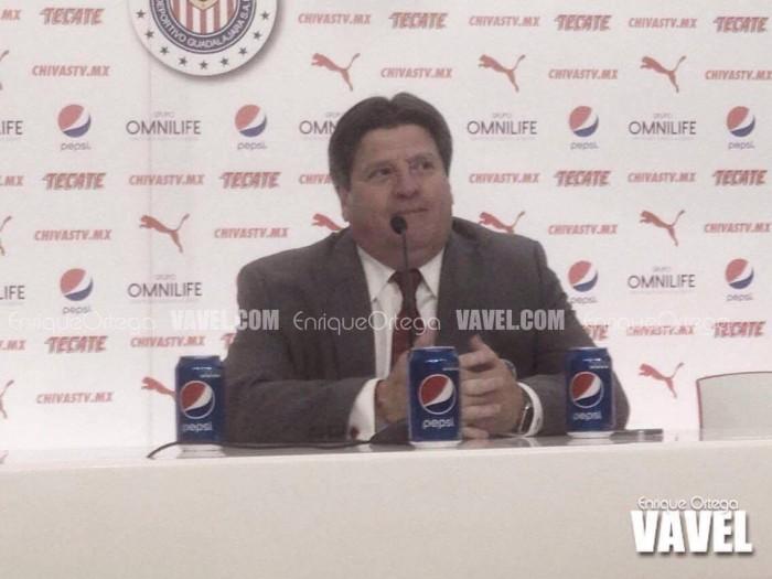 """Miguel Herrera: """"Se fueron piezas importantes, pero tenemos gente importante"""""""