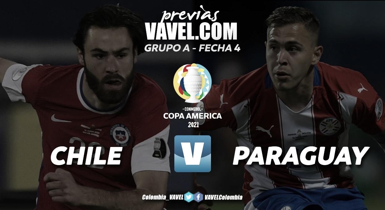 Chile-Paraguay: En búsqueda de los primeros puestos
