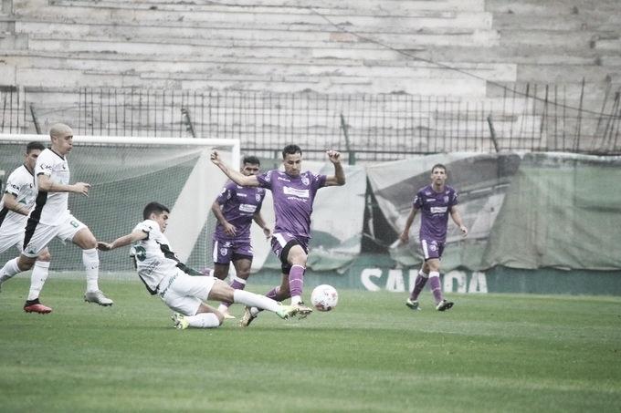Otra vez empate para Villa Dálmine