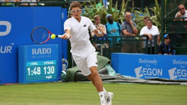 ATP Nottingham, titolo a Istomin