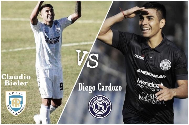 Cara a cara: Claudio Bieler vs Diego Daniel Cardozo