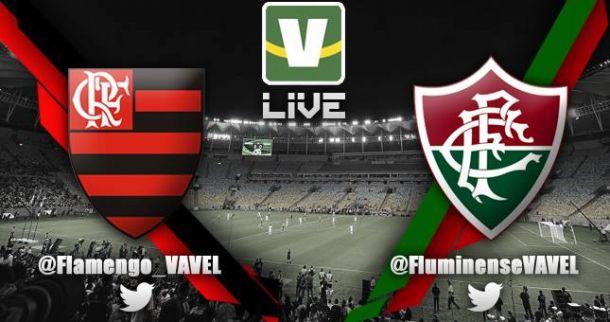 Flamengo x Fluminense, Campeonato Carioca ao vivo