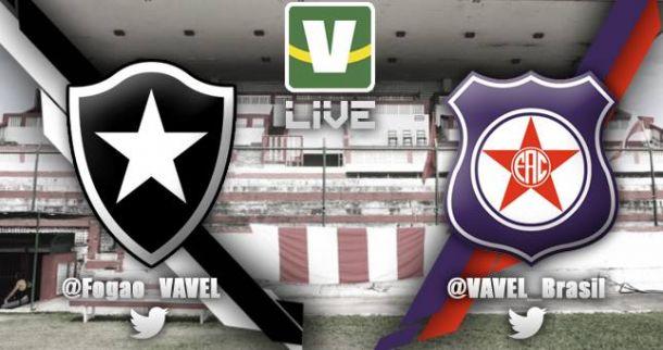 Botafogo x Friburguense, Campeonato Carioca