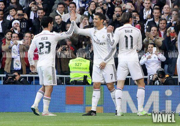 El Real Madrid - Málaga, el 18 de abril a las 20:00 horas