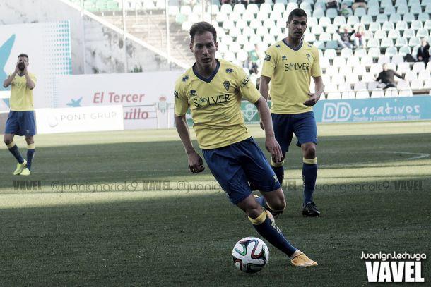 """Miguel García: """"El equipo tiene ganas de ganar partidos"""""""