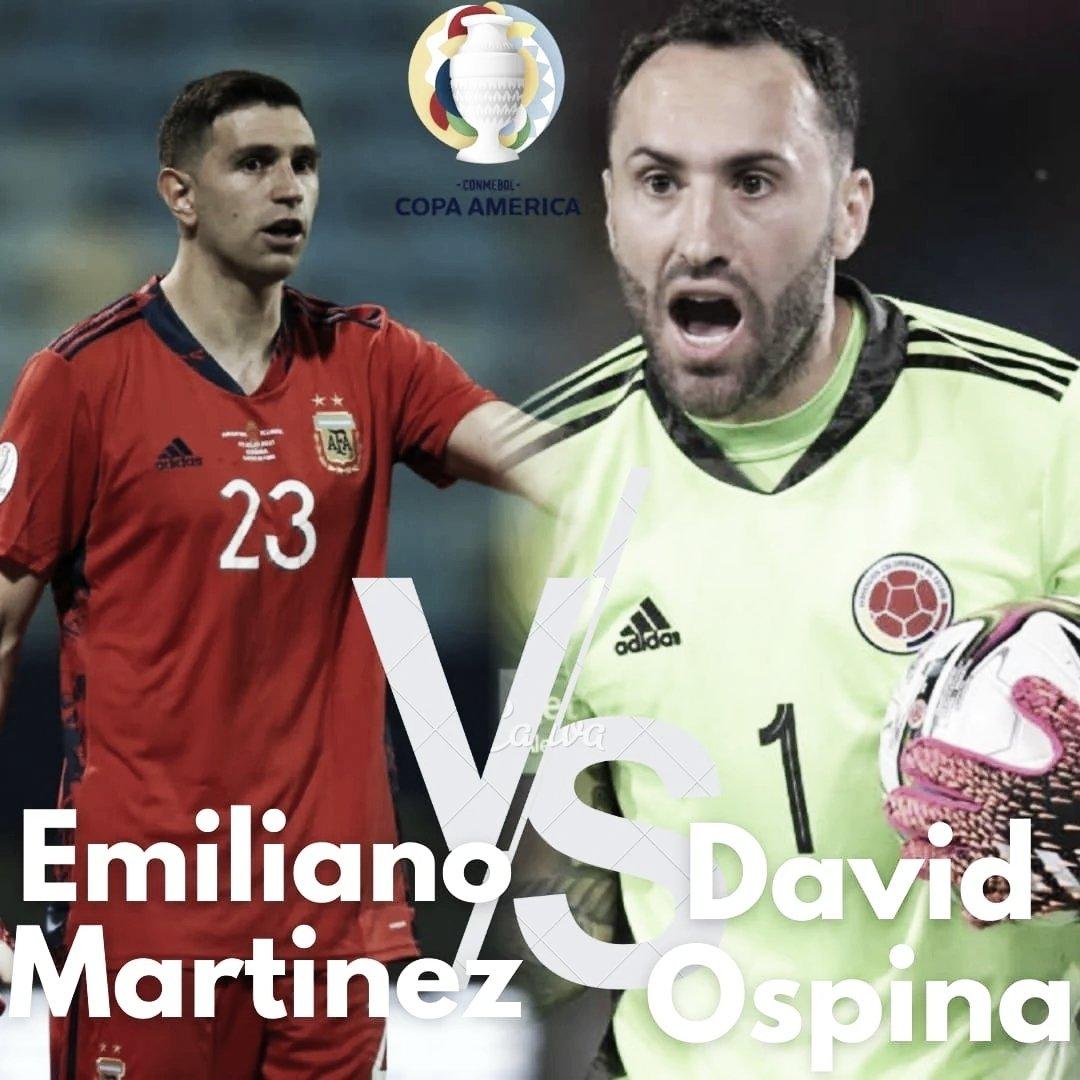David Ospina vs Emiliano Martínez: Duelo de murallas.