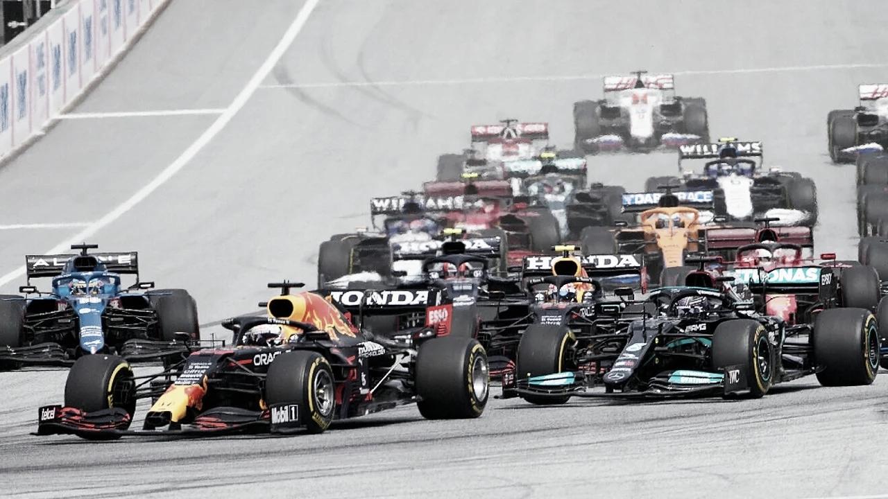 La F1 pone primera en el GP de Silverstone