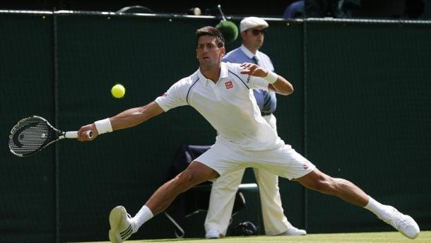 Wimbledon, Djokovic doma Anderson e approda ai quarti