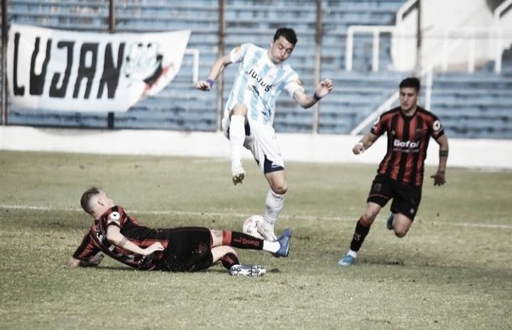 Gimnasia de Jujuy no pudo de local y cayó ante Defensores