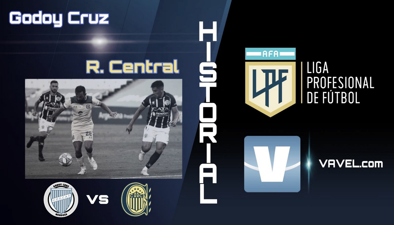 Godoy Cruz vs Rosario Central: ¿Quién está arriba en el duelo entre ambos?