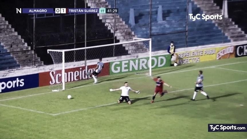 Previa Almagro vs Tristan Suarez