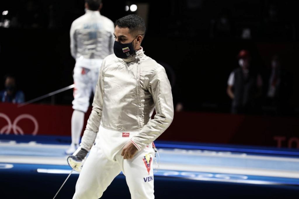 Quintero cayó ante el tricampeón olímpico