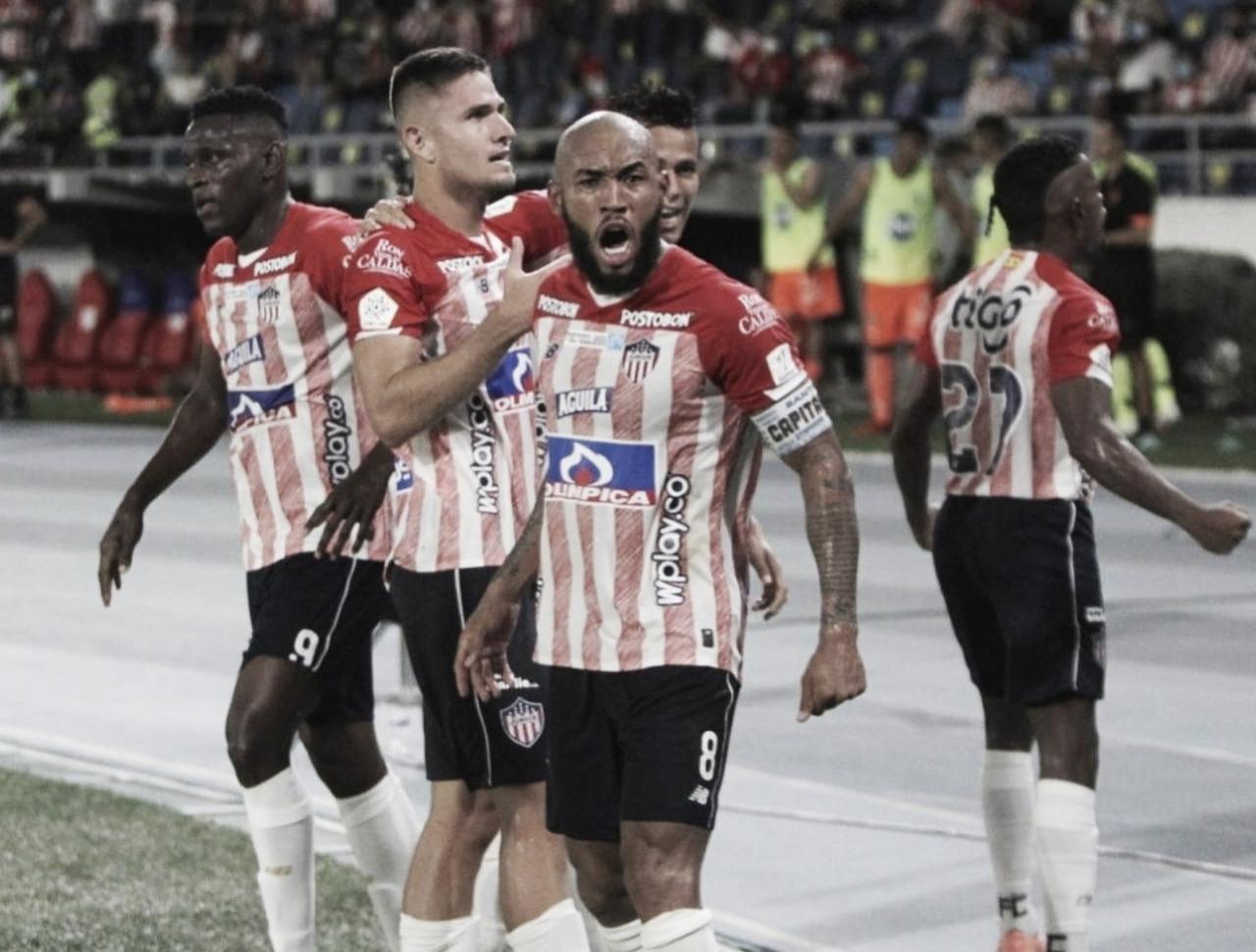 Juan David Rodríguez regresó al Junior por el camino del triunfo