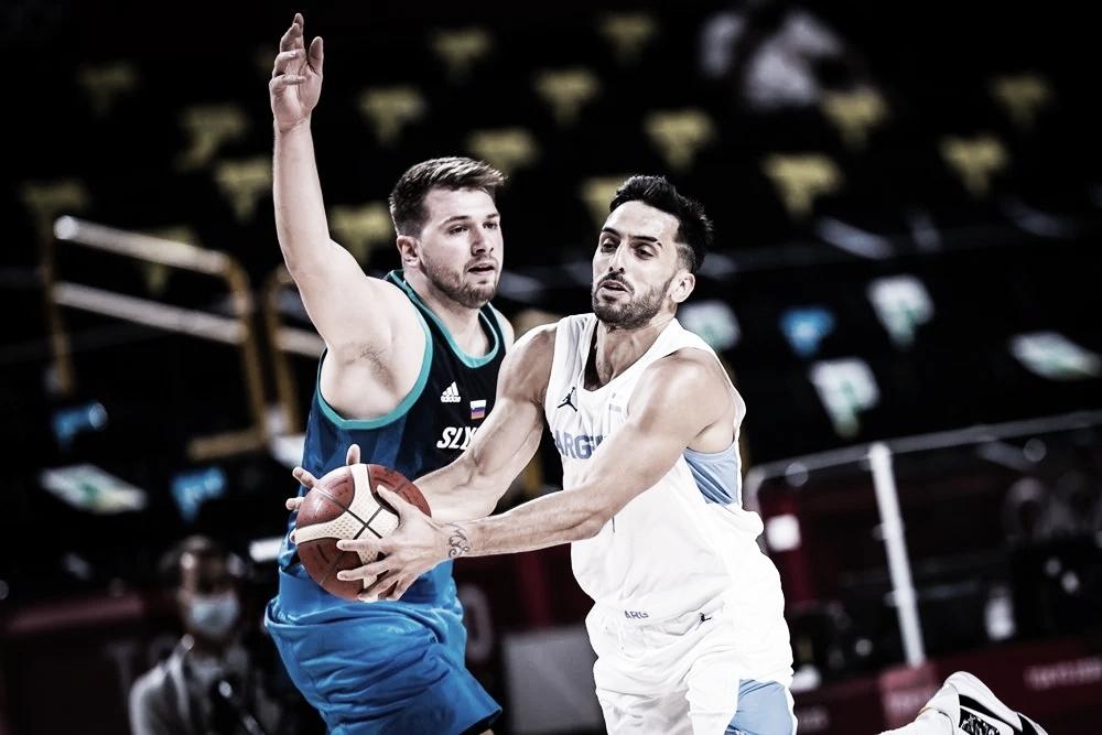 Argentina sufrió el poder de Luka