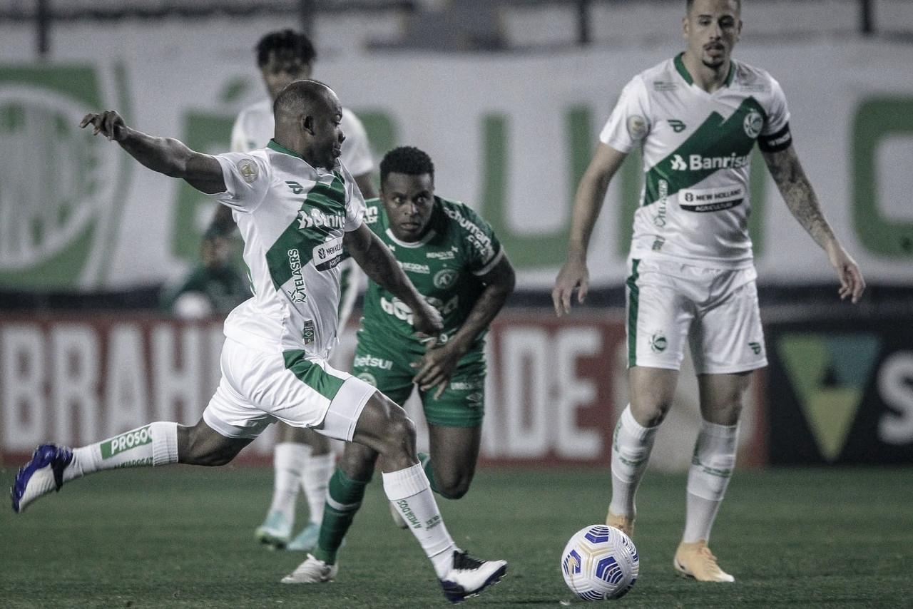 Gols e melhores momentos de Juventude x Atlético-MG pelo Campeonato Brasileiro (1-2)