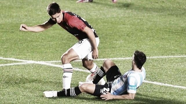 """Derrota de Newell's ante el """"Bicho"""" en La Paternal"""
