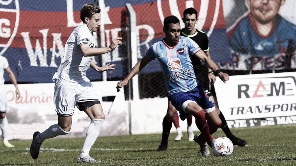 Tristan Suarez se trajo un punto de Santiago del Estero