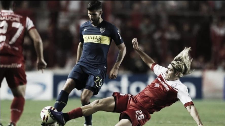 Argentinos en busca de una victoria ante Boca