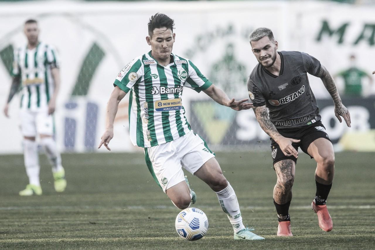 Gols e melhores momentos de RB Bragantino x Juventude pelo Campeonato Brasileiro (1-2)