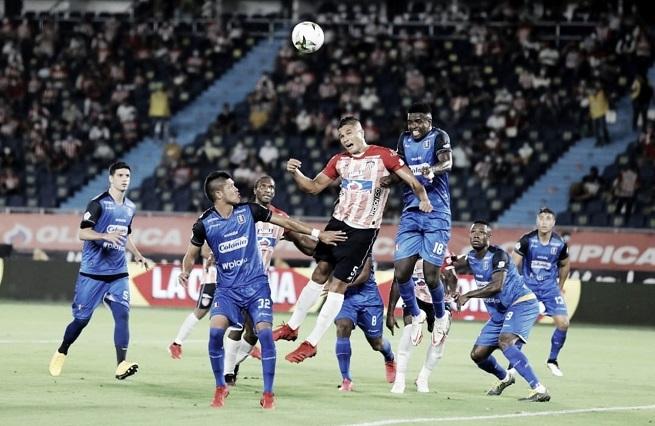 Junior de Barranquilla arrancó con triunfo en la era de Arturo Reyes
