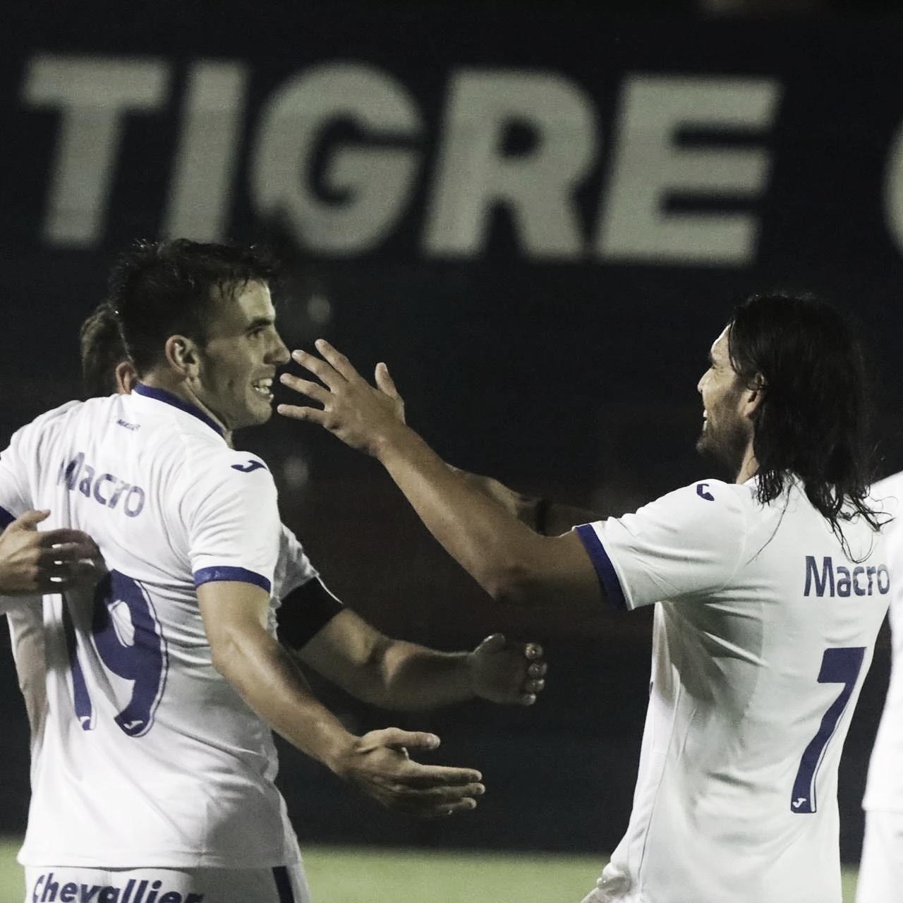 Tigre venció a Riestra y se mete en el camino del ascenso