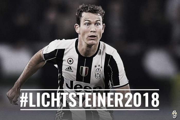 Juve, rinnova Lichtsteiner: prolungamento fino al 2018