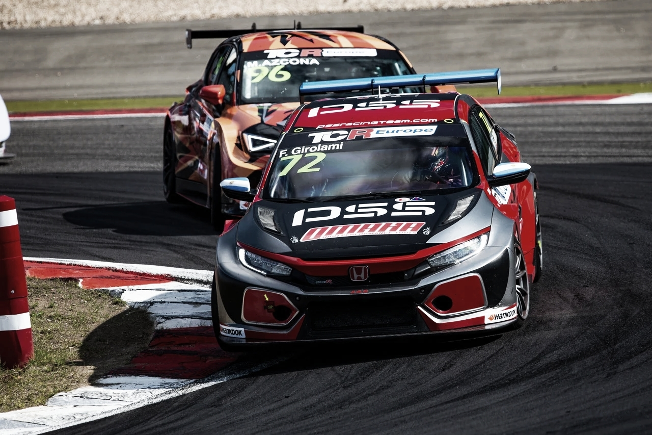 Girolami fue segundo en Nürburgring