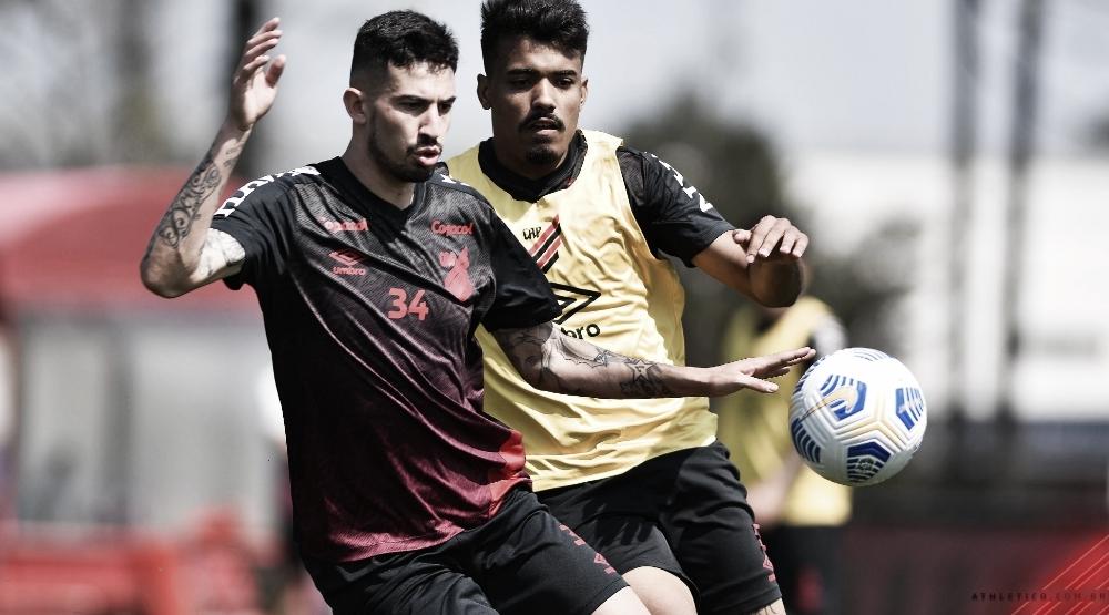 Athletico-PR recebe Sport buscando voltar a vencer no Brasileirão