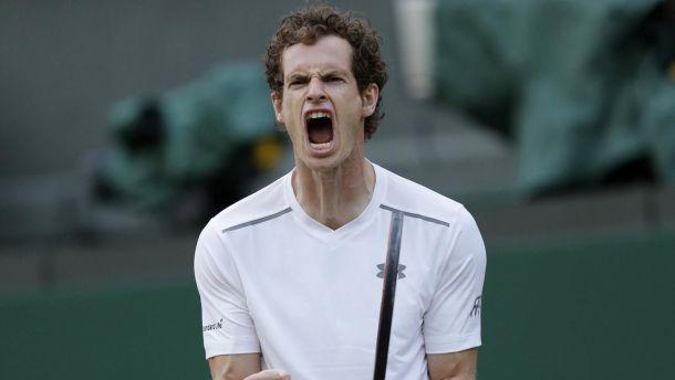 Wimbledon 2015, Murray ai quarti