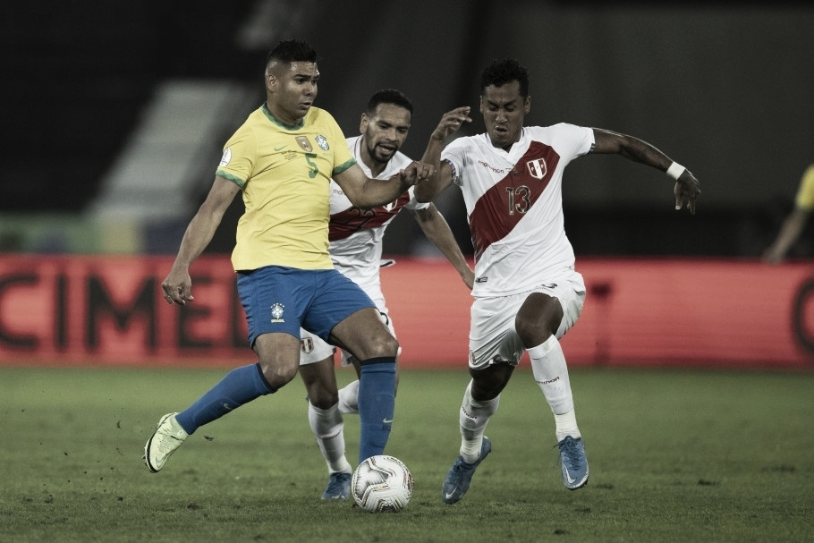 Gols e melhores momentos para Brasil 2x0 Peru pelas Eliminatórias da Copa do Mundo