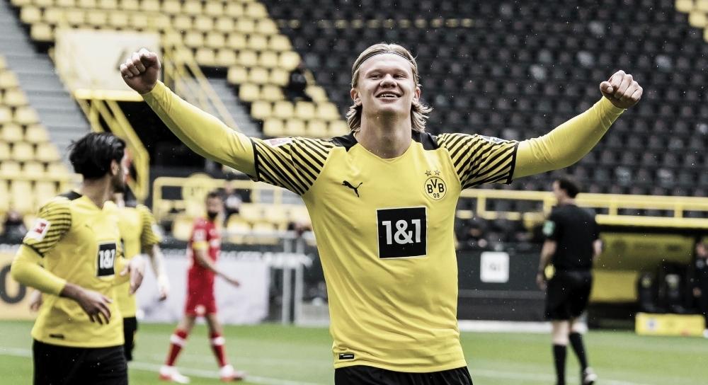 Gols e melhores momentos para Bayer Leverkusen 3x4 Borussia Dortmund pela Bundesliga