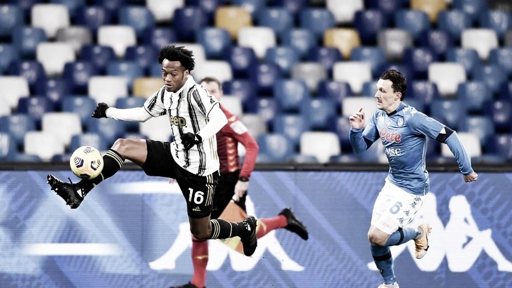 Gols e melhores momentos para Napoli 2x1 Juventus pela Série A
