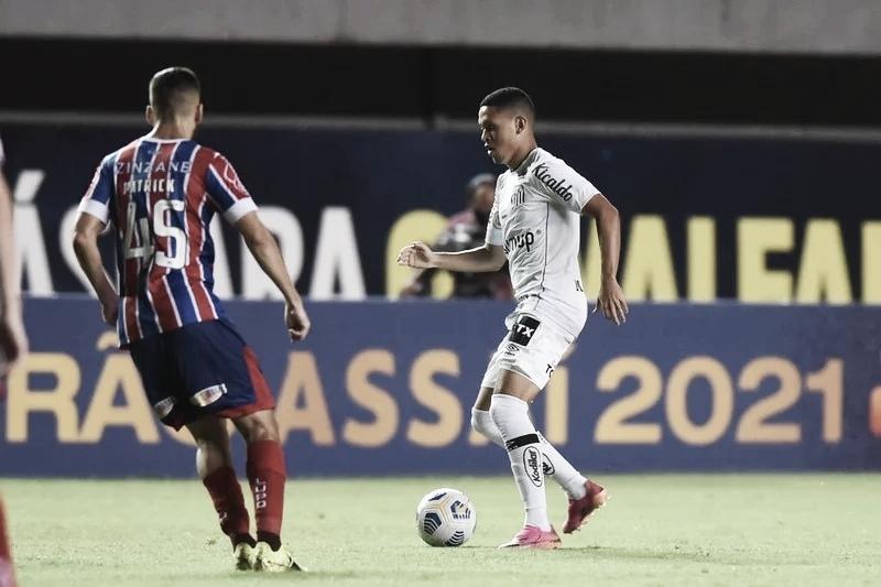 Melhores momentos para Santos 0x0 Bahia pelo Campeonato Brasileiro