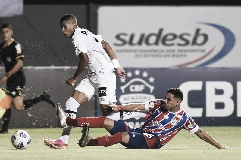 Na estreia de Fábio Carille, Santos recebe Bahia pelo Brasileirão