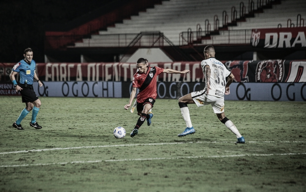 Gols e melhores momentos para Atlético-GO 1x1 Corinthians pelo Campeonato Brasileiro