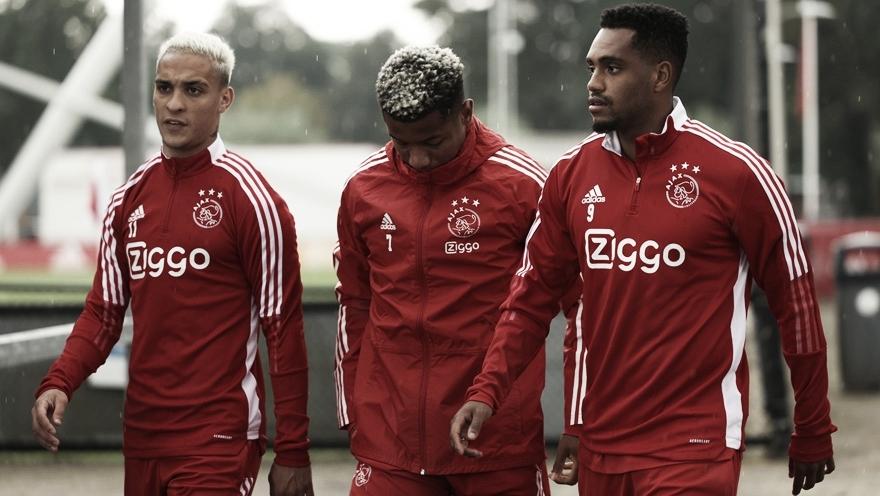 Gols e melhores momentos para Ajax 9x0 Cambuur pela Eredivisie