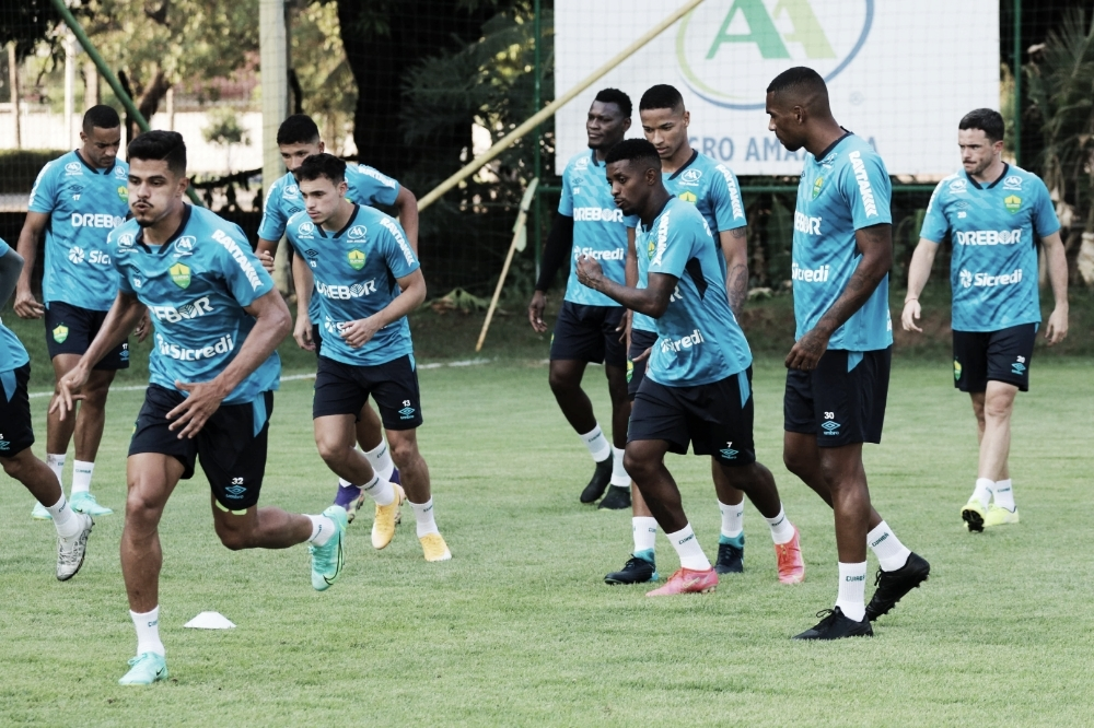 Gols e melhores momentos para Cuiabá 2x2 Fluminense pelo Campeonato Brasileiro