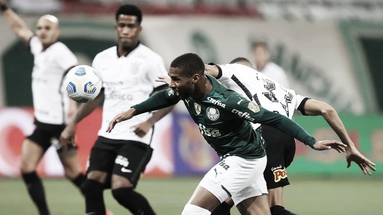 Sem perder há sete jogos, Corinthians encara Palmeiras pelo Brasileirão