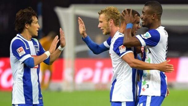 Le Bayern reprend son trône, Schalke se balade à Brême et le Herta Berlin gagne. Les résultats de la soirée en Bundesliga