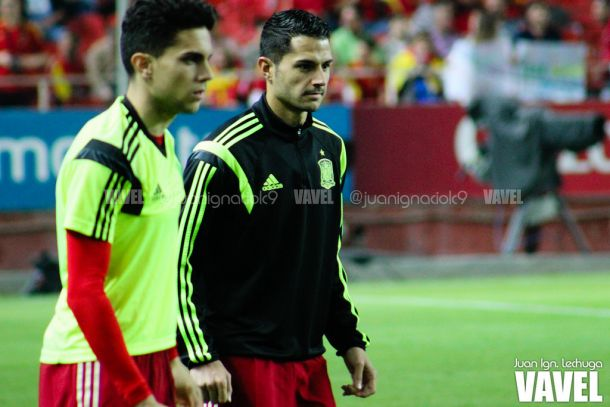 Del Bosque convoca a Rico y a Vitolo