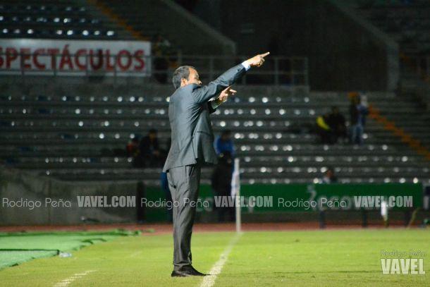 El 'Profe' Cruz quiere un equipo con más llegadas
